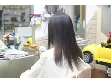 フェイスドゥー(face deux)の雰囲気(髪質改善初回¥4860)