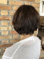ココロヘアー 中島店(Cocolo hair)ショートボブ