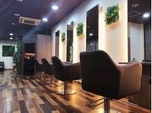 ミトラ(Mitra)の雰囲気(店内は木と緑の可愛く暖かい雰囲気でゆったりお過ごし頂けます)