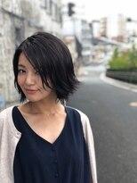 イチゴイチ(151e)【151e 戸塚】*ニュアンスボブ+セピアグレージュ*