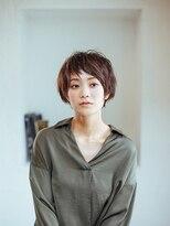 ペグ バイ アディクヘア 町田駅前店(Peg by adic.hair)小顔ショートボブ【町田】