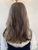 ヘアーサロン リアン 熊谷2号店(hair salon Rien)ミルクティーベージュ