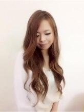 スリープヘアー(Sleep hair)らふムードスタイル