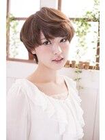 【miel hair blanc】ラブリーショート♪