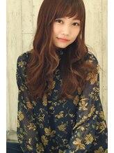 イースタイル 八事店(e style)[e-style八事]ロング カールstyle
