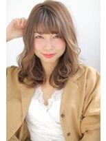 ジーナシンジュク(Zina SHINJYUKU)☆Zina☆ゆるふわ×フェアリーラフウェーブ☆
