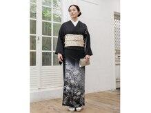サトワ(Satowa)の雰囲気(こだわりのお着物やお得な着付けとセットお着物レンタルをご用意)