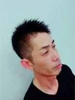 ヘアーサロンヤマギシ 恵比寿ガーデンプレイス店(hair salon YAMAGISHI)ソフトモヒカン