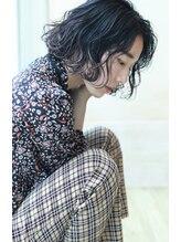 ラファンジュ ヘアーブラン(Rohange hair Blanc)【Blanc】ドーリーショートボブ