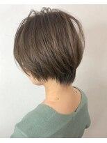 ソース ヘア アトリエ(Source hair atelier)【SOURCE】ハンサムショート