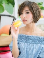 【macaron】大人可愛いボブショート