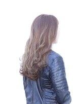 ユニカ ヘアー(UNICA hair)尾道市 グレージュ 人気 UNICA グラデーション