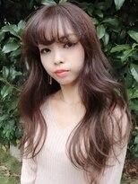 ガーデン ヘアーアンドボタニカル(Garden hair&botanical)ライラックベージュ