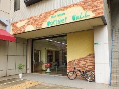ワンダーウォール(Wonder Wall)の写真