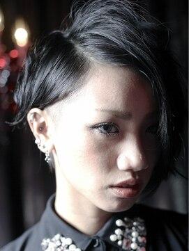 シアン(CYAN)【CYAN】似合わない長さはないCYANカット理論☆ベリーショート