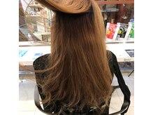 ご来店時、どんなに髪質が乱れていても大丈夫です。時間をしっかりかけて綺麗にしていきましょう。