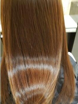 アルティコアナチュール(ALTI COR NATURE)の写真/【札幌大通】どんなダメージ毛でも、天使の輪ができる…♪髪質改善の最高峰★酸熱トリートメント!