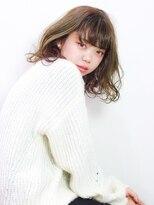 エトネ ヘアーサロン 仙台駅前(eTONe hair salon)インナカラーが可愛いヘアスタイル(ヘアアレンジVer.もあり)