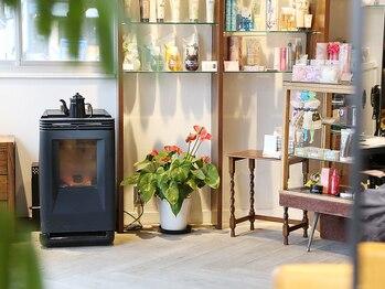 ウミカ(umica)の写真/お洒落な空間。umica特製ブレンドコーヒーでリラックスしながら優雅な時間をお過ごしください―…。
