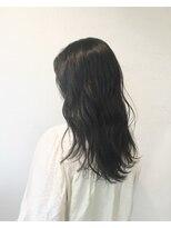 サラ ビューティー サイト 古賀店(SARA Beauty Sight)暗髪グレージュ