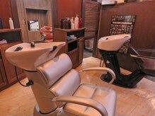 ヘアショップジャマー(Hair shop JAMMER)の雰囲気(ヘッドスパで頭皮の気になるニオイやコリをしっかりほぐします!)