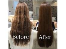ヴァーブ シブヤ(VERB shibuya)の雰囲気(髪質改善サイエンスアクアトリートメントで触りたくなる美髪へ!)