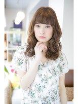ヘアーリゾート ラヴィニール 新宿東口店(Hair Resort L´avenir)ふわふわミディ♪_新宿