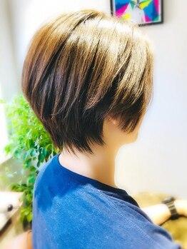 ヘアーナイスデイ ワンスター(Hair nice day ONE STAR)の写真/【発寒南】40代以上のリピーター多数!!気になり始めの白髪もカバーしつつオシャレも楽しめる♪