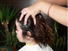 ヘアメイク クシィ(hair make KHUSI)の雰囲気(オススメは『癒しの香りヘッドスパ』☆予約はお早目に♪)