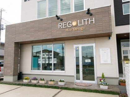 レゴリス ヘア デザイン(REGOLITH)の写真