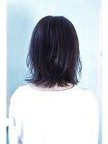 #黒髪きりっぱなしボブ