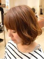リール ヘアーアンドカンパニー(Rire Hair&Co.)【Rire Hair&Co.】大人可愛いボブ☆