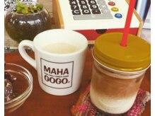 マハゴゴ(MAHAGOGO)の雰囲気(オリジナルドリンクmenuが豊富☆ゆったりカフェ気分でくつろげる)