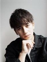 メンズヘアトーキョー(MEN'S HAIR TOKYO)ショートマッシュ/ナチュラルパーマ/ツーブロック