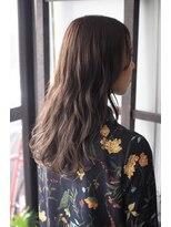 リタへアーズ(RITA Hairs)[RITA Hairs]バレイヤージュxシルバーグレージュ♪お客様style☆