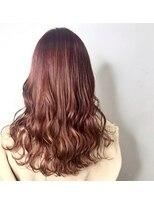 ソース ヘア アトリエ 京橋(Source hair atelier)【SOURCE 】ラズベリーピンク