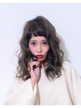 ヘアー テソロ(hair tesoro)☆tesoro☆外国人風『アッシュグレージュ』