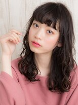 ヘアサロン ナノ(hair salon nano)☆ふわふわ感が可愛い☆ガーリーウェーブ☆