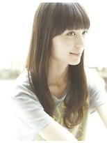 ジーナハーバー(JEANA HARBOR)【JEANAHARBOR表参道】大人かわいい前髪スタイル(後藤ユースケ)