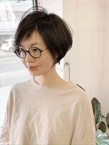 ラトリエコンタン(L´atelier Content)【LatelierContent yumi】大人アレンジショート