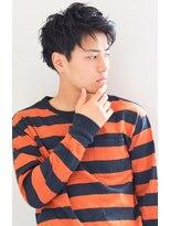 joemi 新宿 ワイルドアップバングショートレイヤー ヘア