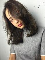 クリアーオブヘアー 栄南店(CLEAR of hair)【CLEAR】ナチュラルグレージュスタイル