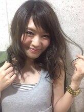 髪の痛みは気になる方はこれ☆彡人気カット+カラーハホニコトリートメント 7200円
