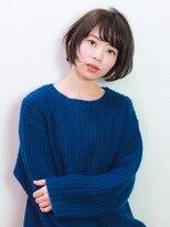 エトネ ヘアーサロン 仙台駅前(eTONe hair salon)ナチュラルショートスタイル