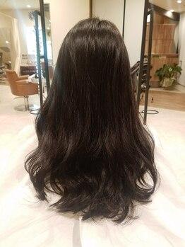 イーティーシーココ(ETC CoCo)の写真/【イルミナカラー¥7.020~】SNSでも大注目!髪の毛のストレスを、大幅に減らし繰り返すたびにツヤ髪に!