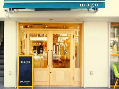 マゴ(mago)の写真