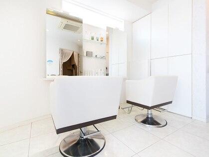 ヘアーアンドヒーリングプレイス ジャミーレ(Hair&Healing Place Jamileh)の写真