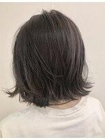 マージュ ギンザ(marju GINZA)極細ハイライト【夏 グレージュ】担当是澤