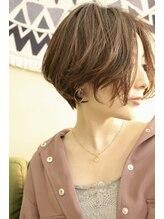 マハナ(Mahana by hair)*大人ハンサムショート*
