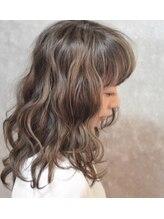 ゼロイチ ヘアームゲン(#01 hair & ∞)ガーリースタイル
